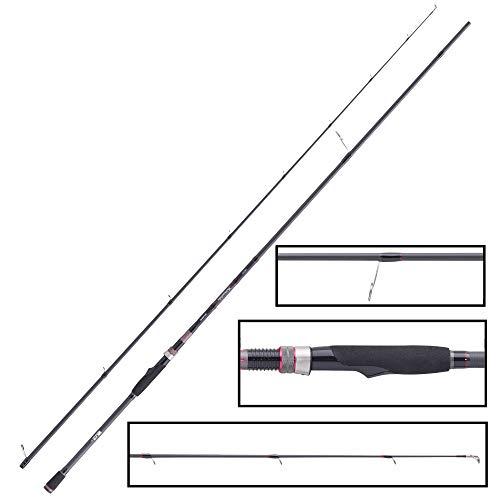 Balzer Matze Koch 2,70m 27-74g MP Hecht - Spinnrute zum Hechtangeln, Hechtrute zum Kunstköderangeln, Raubfischrute für Gummifische & Wobbler, Kunstköderrute