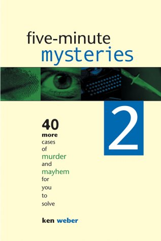 Five Minute Mysteries: 2の詳細を見る