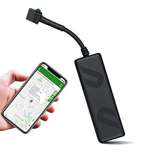 GPS Tracker per Auto, Likorlove Mini Tracker in Tempo Reale per Veicoli, Dispositivo di Localizzatori GPS Portatile per Auto Moto Moto Elettrica