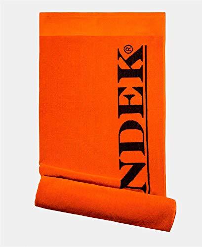 Sundek - Telo Mare Spugna - Icon - Fluo Orange - 180x100cm