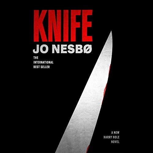 Knife audiobook cover art