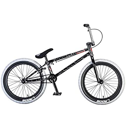 Mafia Bikes Madmain - Bicicleta completa (20 pulgadas), color gris