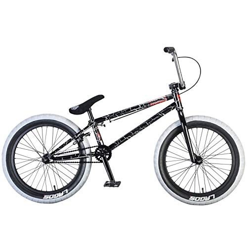 Mafiabikes 20 Zoll BMX Bike MADMAIN Verschiedene Farbvarianten Harry Main (Grey Crackle)
