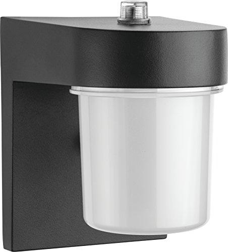 Lithonia Lighting OSC LED 120 PE BL M4 LED Entry Light, 4000K, 10 watts, Black