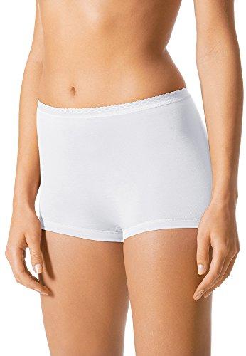 Mey Basics Serie Lights Damen Panties Weiß 38