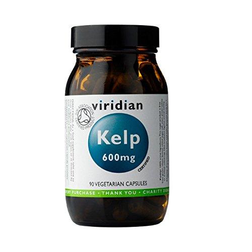 Viridian Organic Kelp - 90 Capsules