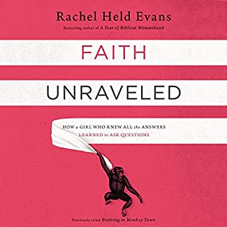 Faith Unraveled audiobook cover art