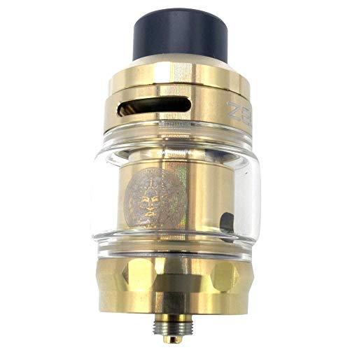 GeekVape Z Sub Ohm Tank 3,5 ml/5 ml, Durchmesser 26 mm, DL Verdampfer für e-Zigarette, gold