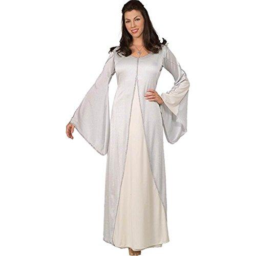 Desconocido Disfraz de princesa Arwen de El Seor de los Anillos para mujer