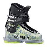 Dalbello Menace 1.0 Kids Ski Boots - 17.5/Transparent-Black