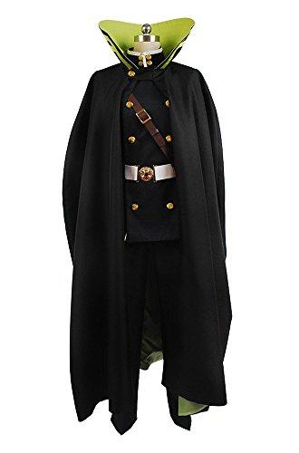Seraph of The End Yuichiro Hyakuya Uniform Outfit Cosplay Kostüm Herren M
