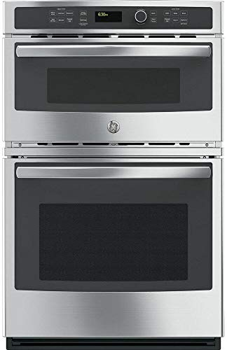 PK7800SKSS 27 Built-in Combination Double Wall Oven/Microwave with 4.3 cu. ft. Oven...