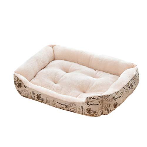 SUMTTER Hundebette für Kleine Mittlere Grosse Hunde Hundekorb Katzenkissen Katzenkorb Hundekörbe Katzenbett Flauschig Sofa für Hunde Katze Sale