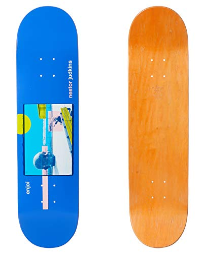 "Enjoi Judkins Skart R7 Skateboard Deck - Nestor Judkins - 8.00"""