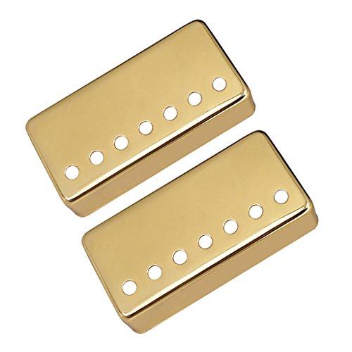 2 x Pastilla de Latón Golpeador Cubierta Partes LP Guitarras Eléctricas -...