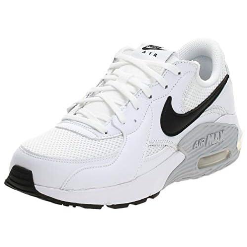 Nike Wmns Air Max EXCEE, Scarpe da Corsa Donna, White Black Pure Platinum, 37.5 EU