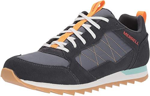 Merrell Alpine Sneaker, Zapatillas Hombre, Azul Ebony, 43 EU