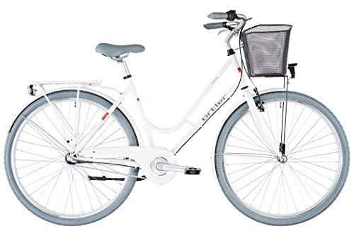 Ortler Fjaeril Damen White Rahmenhöhe 50cm 2020 Cityrad