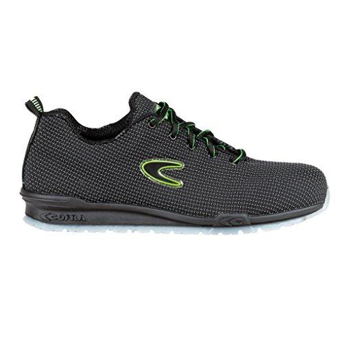 "Cofra 78802-000.W41 Zapatos de trabajo ""Monti"", 41 EU, color negro"