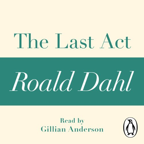 The Last Act audiobook cover art
