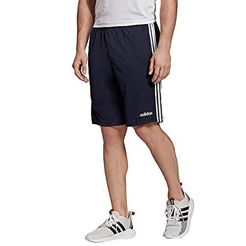 adidas Design2move Climacool 3s Pantalón Corto de Punto para Hombre, Hombre, Pantalones Cortos, DU1241, Tinta de Leyenda, 4XL
