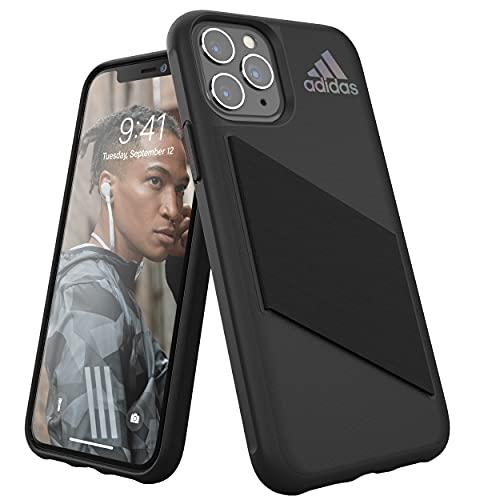 adidas Sports Kompatibel mit iPhone 11 Pro Hülle, Schutzhülle für das Taschen Handy - Schwarz