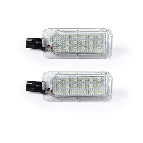LED Kennzeichenbeleuchtung Kennzeichenleuchte kompatibel mit Focus C-MAX S MAX Mondeo Galaxy KUGA