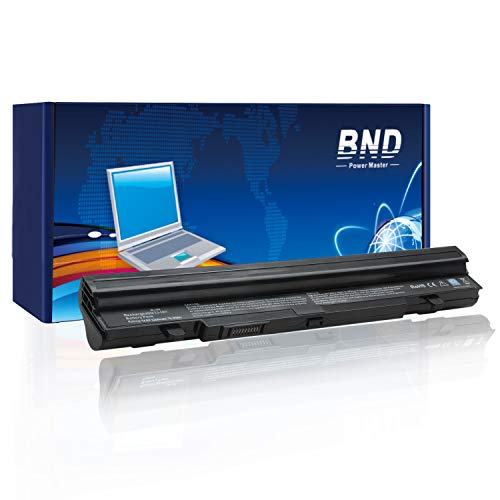 BND Battery for Asus U56 U56E U46 U46E U46J U46JC U46S U56J U56JC U56S U56SV,fits P/N A42-U46 A32-U46 A41-U46-24 Months Warranty [8-Cell 5200mAh/77Wh]