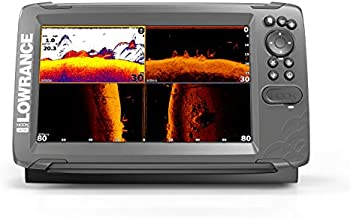 HOOK2 9 - 9-inch Fish Finder with TripleShot Transducer and US / Canada Navionics+ Map Card