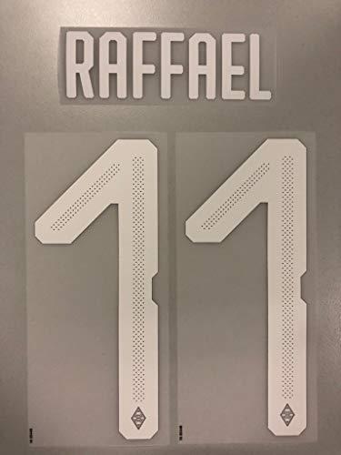 Flock Original Borussia Mönchengladbach Trikot 20cm - RAFFAEL 11