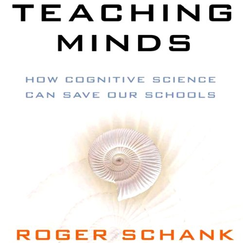 Teaching Minds audiobook cover art