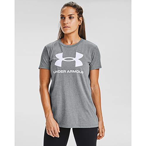Under Armour Women's Live Sportstyle Graphic Short Sleeve Crew Neck T-shirt