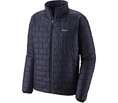 Patagonia Herren M's Nano Puff JKT Jacket, Klassisch Marineblau, XL
