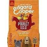 EDGARD&COOPER Croquettes Adultes edgard & cooper Naturelles sans céréales Poulet Frais - Le Sachet de 1kg