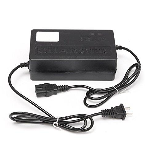 GOZAR 60V 2.5 Un Adaptador De Cargador De Batería para Scooter Eléctrico E-Bike Power Pc Plug