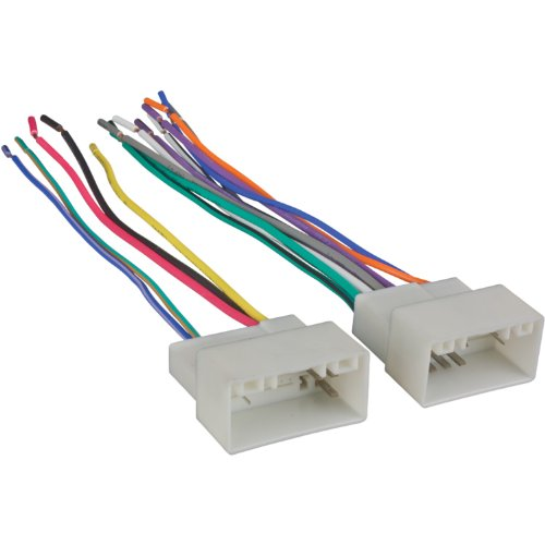 Metra 70-7304 Wiring Harness for Select 2010-Up Kia and Hyundai Vehicles