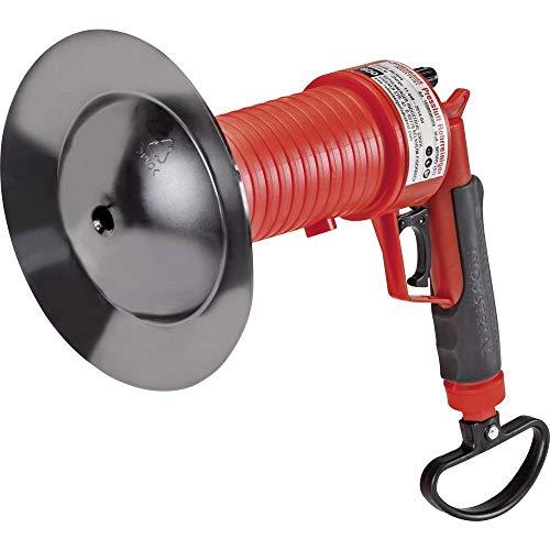 Rothenberger 1500000006 Pistolet à déboucher à air comprimé, Rouge