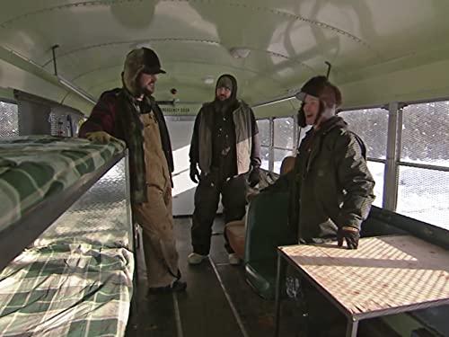 School Bus Sawmill