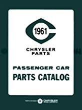1961 Plymouth - DeSoto - Chrysler - Imperial Factory Parts Manual