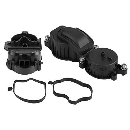 Carter ontluchtingsventiel, motorolie ontluchtingsventiel separator voor BM-W E46 E60 E61 E65 E66 X3 11127799225