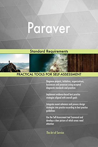 Paraver Standard Requirements (English Edition)