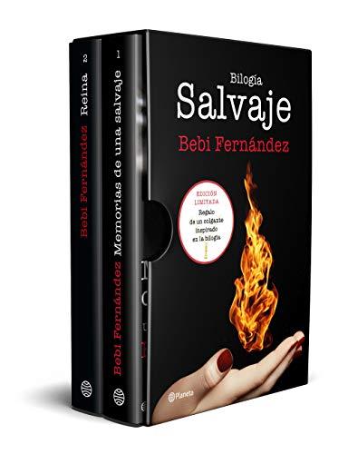 Estuche bilogía Salvaje (Memorias de una salvaje + Reina): Edición limitada. Regalo...