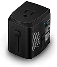 All in ONE World Travel Plug Power Adapter 2000 Watts Voltage Converter Step Down 220V to 110V for Hair Dryer Steam Iron L...