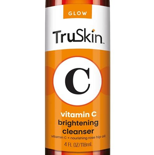 TruSkin Naturals Best Vitamin C Daily Facial Cleanser
