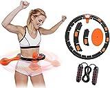 N-N Hula Hoop, Fitness Hula Hoop Dimensione Regolabile, Aiutarti a Ripristinare Rapidamente Una Figura Sana