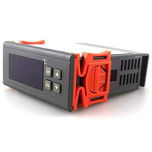KAIBINY RC-114M 220V / 10A -30~300 Regulador de termostato de Controlador de Temperatura Digital