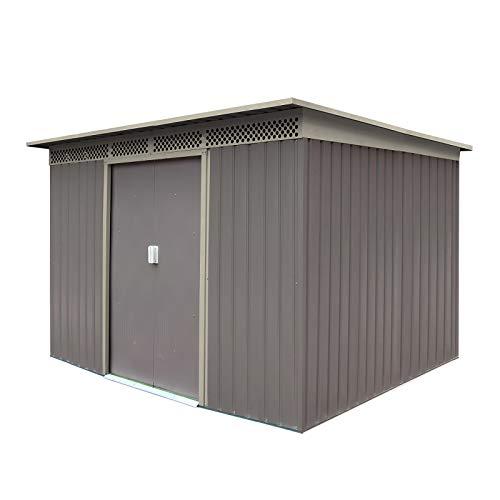 Dema -   Metall Gerätehaus