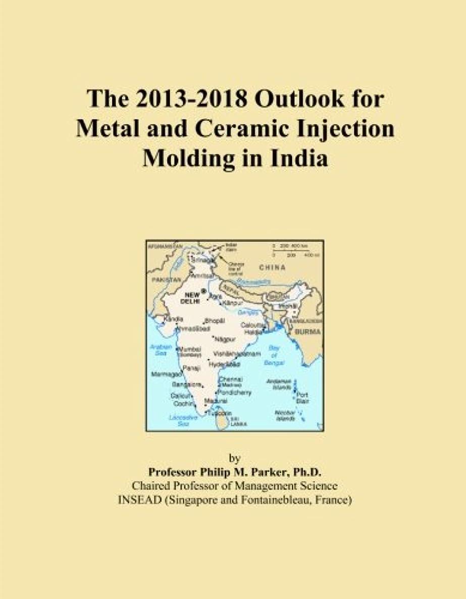 湾壁紙子音The 2013-2018 Outlook for Metal and Ceramic Injection Molding in India