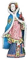 彫刻 置物・オブジェ セラミック美容像中国風古代の美しさ彫刻手芸手作りの飾りホーム装飾アクセサリーギフトコレクションアートモデル置物 工芸品の彫刻
