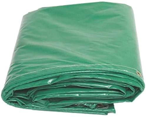 LLM Markise Regendicht Stoff Persenning Leinwand Tarpaulin Tarpaulin Tarpaulin Tuch Schatten Tuch weiche Außen Eindickung Sonnenschutz (Size : 6 * 5m)